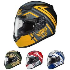 *Ships Same Day* HJC CL-17 MECH HUNTER MOTORCYCLE HELMETS