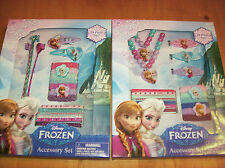 Kids hair accessory set. 18pc. Disneys Frozen. ages 3+  free shipping  ! new