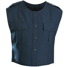 New Blauer Polyester ArmorSkin 8370 Uniform Vest Cover System Dark Navy