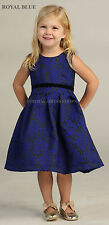 NEW CLASSY CHURCH APPAREL LITTLE FLOWER GIRL DRESSES FORMAL PARTY PAGEANT GOWNS
