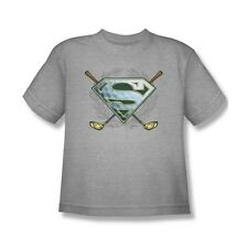 Superman Fore! Youth T-Shirt (Ages 8-12)