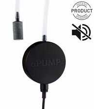 2 Aquarium aPUMP Worlds Smallest and Most Silent Air Pump up to 100L 220V Europe