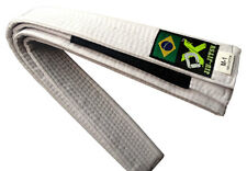 DX Kids Jiu-Jitsu BJJ Premier Gi Belt - White