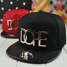 Fashion Beautiful Dope Lovers Adjustable Snapback Hip-hop Baseball Cap Unisex