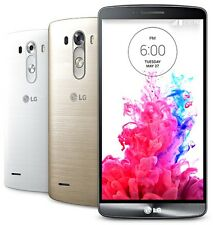 New LG G3 D855 Quad-Core 13MP 5.5'' 2.5GHz 13MP (FACTORY UNLOCKED) 32GB Phone