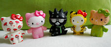"Sanrio Badtz Maru/Hello Kitty 2.75""H Vinyl Figures Urban Outfitters Blind Box"