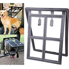 Cat Dog Pet Kitty Screen Door Gateway Pet Door For Patio Doors Windows