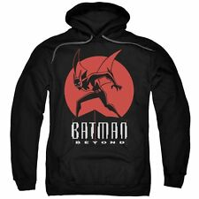 Batman Beyond Perched Adult Pull-Over Hoodie