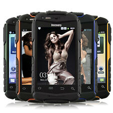 SmartPhone Discovery V5+ 3G android Waterproof Dustproof Shockproof WIFi Phone