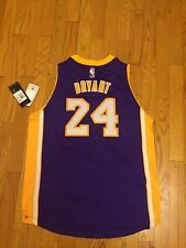 Kobe Bryant # 24 Los Angeles Lakers Youth Adidas New 2014-15 Swingman Jersey