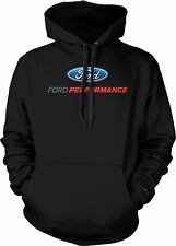 Ford Racing Mustang American Classic Shelby Saleen GT Muscle Car Mens Sweatshirt