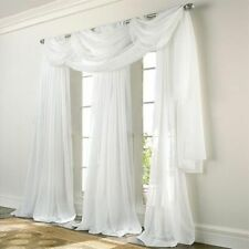 """Elegance Voile Sheer Panel from Stylemaster 24,36,45,84,95,108,120"""""""