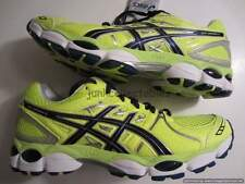 NEW Asics Gel Nimbus 14 men running shoe trainer T241N 0455 yellow 8 - 13 US
