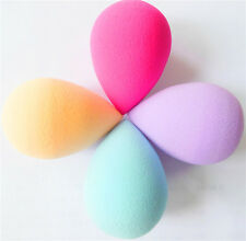 Makeup Foundation Sponge Blender Puff Flawless Smooth Beauty Convenient