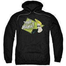 Johnny Bravo Oohh Mama Adult Pull-Over Hoodie