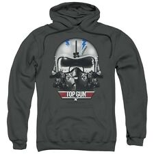Top Gun Iceman Helmet Adult Pull-Over Hoodie