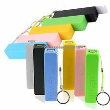 USB Power Bank Portable Battery Charger External Backup Pack ★ iPhone + Mobiles