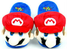 Cool Japanese Game Super Mario Plush Slippers Many Sizes Suitable Children Kids