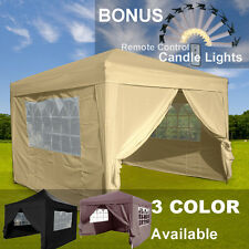 3x3M PREMIUM POP UP GAZEBO TENT OUTDOOR FOLDING TENT MARKET PARTY MARQUEE NEW