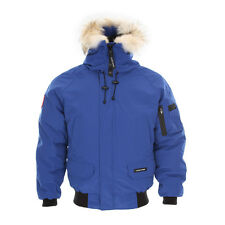 New Mens Canada Goose  Chilliwack Bomber Jacket - Pacific Blue