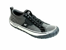 Caterpillar NEDER Athletic LO Mens Casual Pepper/Black Leather Sneakers Shoes