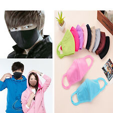 Hot Fashion Unisex Health Cycling Anti-Dust Cotton Mouth Face Masks Respirators