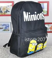 New Despicable Me 2 Minion Casual Colorful Fashionable Backpack (BG002)