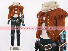 New League of Legends LOL Ezreal EZ explorer cosplay costume Outfit Game