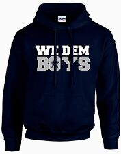 DALLAS COWBOYS HOODIE Jerry Jones Tony Romo We Dem Boys Americas Team NAVY