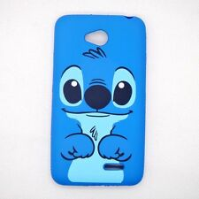 Lilo & Stitch cute lovely Silicone Soft Case Cover For cell MOBILE PHONES 4