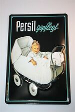 Persil 3D tin sign 20x30 cm for choosing - large selection in an auction