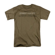 In A Nudist Colony Men's T-Shirt