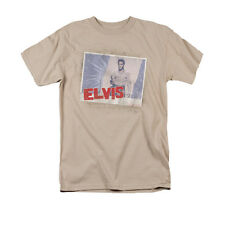 Elvis Presley Tough Guy Poster Men's T-Shirt
