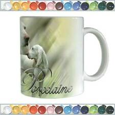 Ceramic mug Dogs Porcelaine