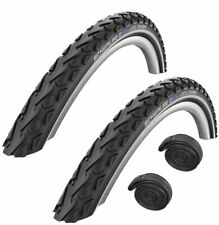 700 x 35c SCHWALBE LAND CRUISER Puncture Protection KNOBLY Hybrid Bike Tyre