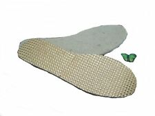 Unisex Thermal Insoles Pedag Aluminum & Wool All Size 3 -12