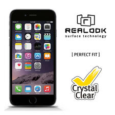 REALOOK Apple iPhone 7 6S 6 Plus 5.5 inch Screen Protector 2-PK
