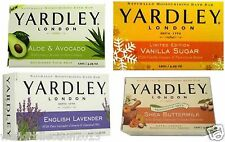 Lot of 48- 4.25 oz/each YARDLEY Bar Soap Soaps (You Choose!) 6 Different Scents!