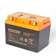 Tracer LiFePO4 12V Lithium Ion Professional Battery Packs ULTRALIGHT (Various)