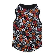New Bone Heads Dog Tee Tank Casual Canine Pet Clothing Supplies Easy Fit Design