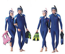 Diving With Cap Scuba Snorkeling Dive Skin Scuba Diving Jump Suit Rash Guards