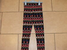 BNWOT ONE DIRECTION GIRLS LEGGINGS AGES 6, 7, 8, 9, 10, 11, 12, 13 & 14 YEARS