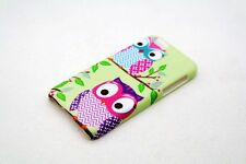 cartoon Owl cute Love owls Skin Case Cover For smart mobile phones part 1