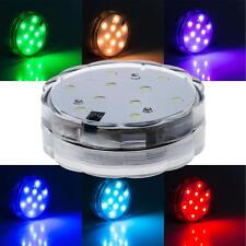 Sale Multi Color Waterproof Submersible Party Light With Remote Contral New