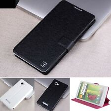 XGODY Stand PU Leather Cover For Lenovo P780 A850 A880 S820 S850 Smartphone Case
