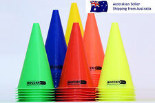 Soccer Direct 9 inch UNBREAKABLE WITCHES HAT 5 cones marker witches hat Traffic