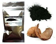Super Fine Activated Carbon Charcoal Powder Tooth White Skin Colon Detox Food