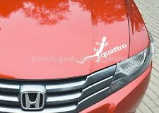 New Bihuo = gecko Eyelid Truck Body car stickers Eyelid Wall Decals For Quattro