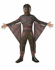 How to Train Your Dragon 2 HICCUP COSTUME Child Size LICENSED Fancy Dress