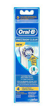 Genuine Braun Oral B Precision Clean Replacement Tooth Brush Heads 1 2 3 4 8